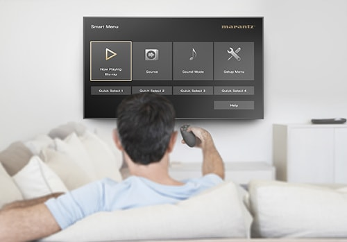 Smart TV Connectivity