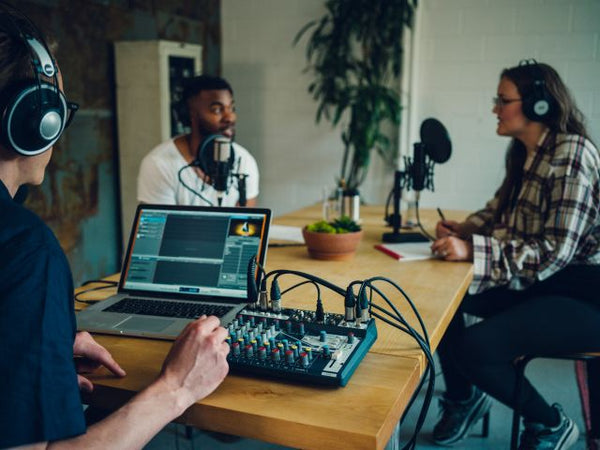 Your All-in-one Podcasting Solution