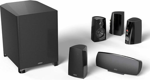 ProCinema 400 Subwoofer / Satellite System - Easy To Place, Easy to Enjoy