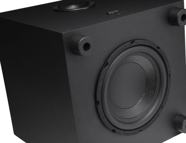Elac cinema 5 set with powerful bass response
