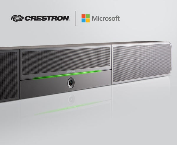 Crestron Flex Tabletop UC-MX150-T UC Video Conference System for Microsoft Teams® Software