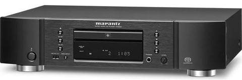 Top Quality Audio CD Player Inside and Out