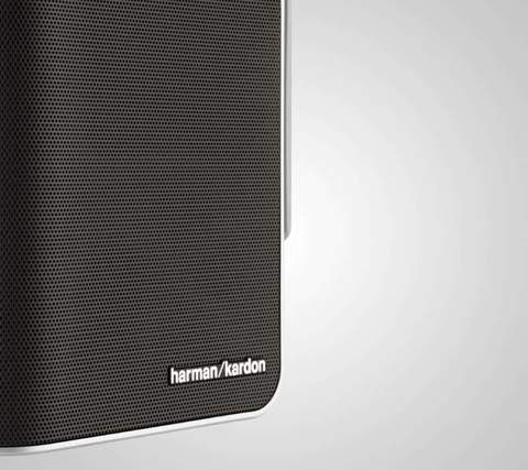 Theatre-Level Harman Kardon speakers