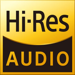 High Resolution Audio support