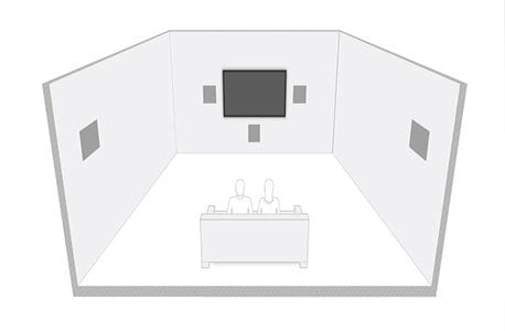 Create an Invisible Home Theatre