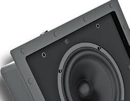 High-quality components and proven quadral acoustics