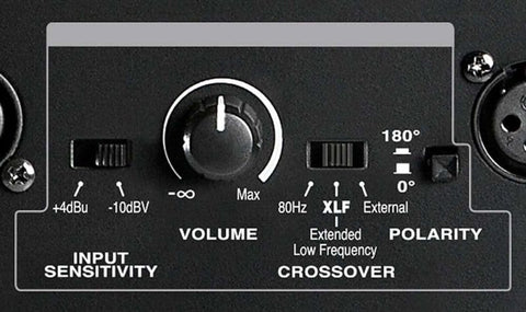 XLF Extended Low Frequency Setting