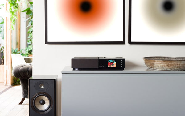 Audiophile Grade All-In-One Player