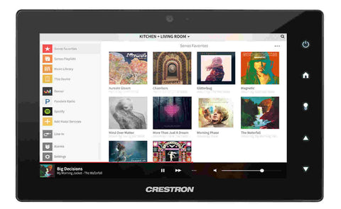 Crestron TSW-760 7 in. Touch Screen