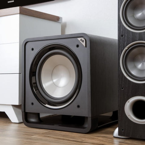Deep bass for Home theater and music