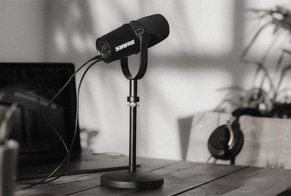 Let Your Microphone do your work for you