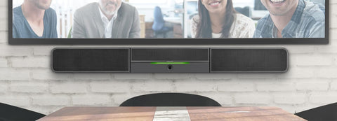 Crestron UC-SB1-AV-alluring multicolor LED status bar
