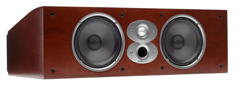 superior sound quality Polk CSiA6