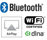 Built-in Wi-Fi & Bluetooth