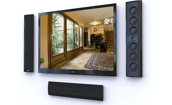A Great TV Deserves a Great Component Audio System