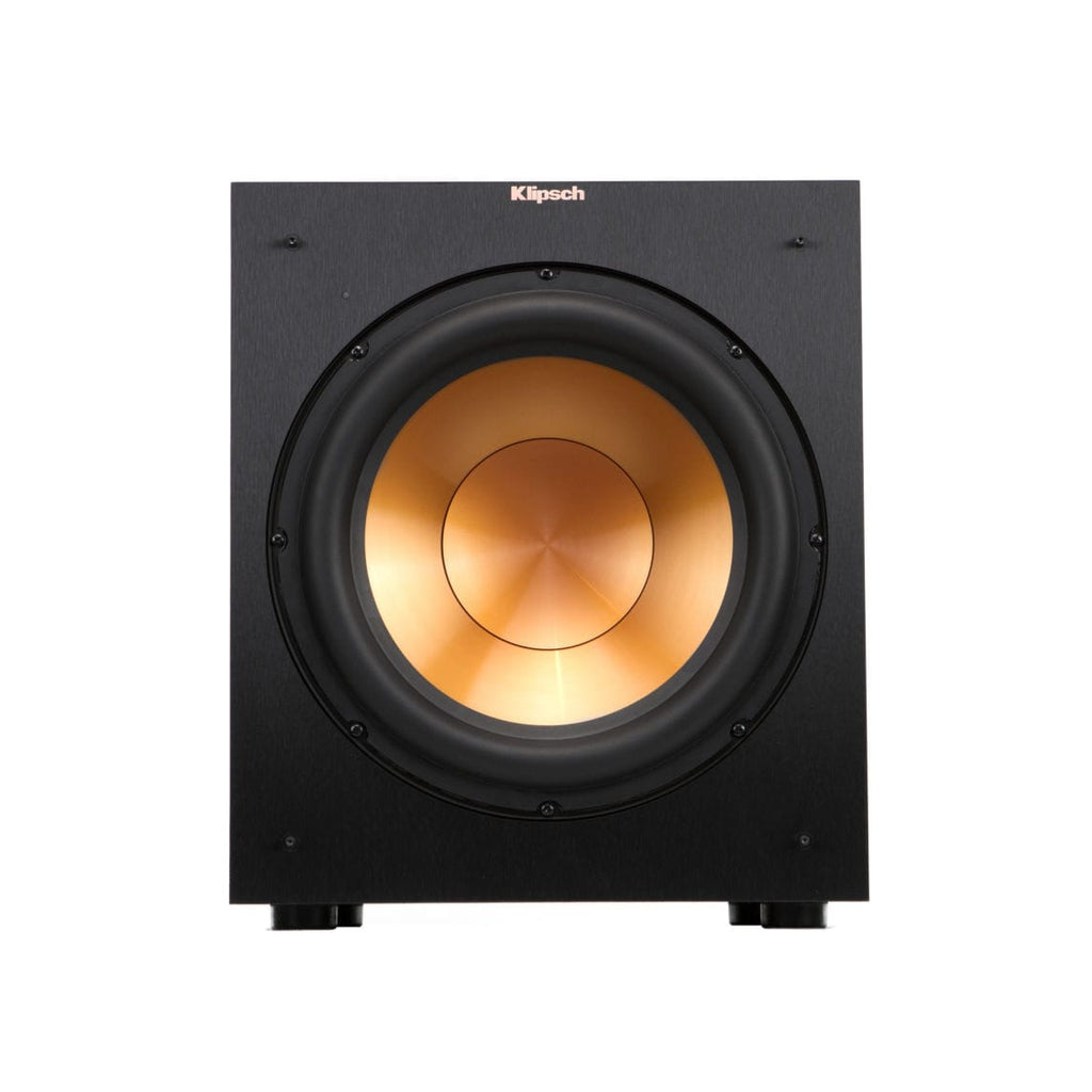 Klipsch R-12SW Powered Subwoofer - Front View