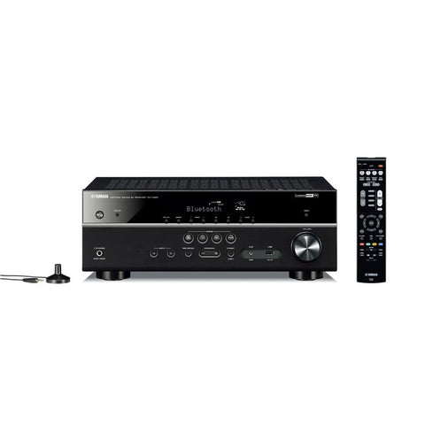 Yamaha RX-V483 5.1 Ch AV Home Theatre Receiver (with Wi-Fi®, Bluetooth®, and MusicCast)