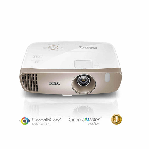 BenQ W2000 1080P Home Theater Projector - Front View