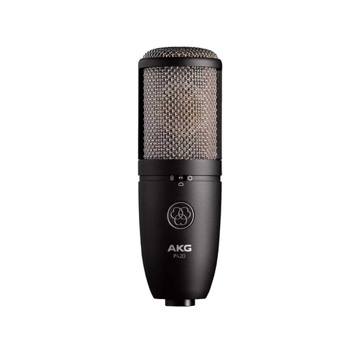 AKG P420 High-performance Dual-capsule True Condenser Microphone - Ooberpad India