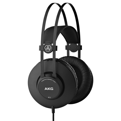 AKG K52 Closed Back Studio Headphones -  Ooberpad