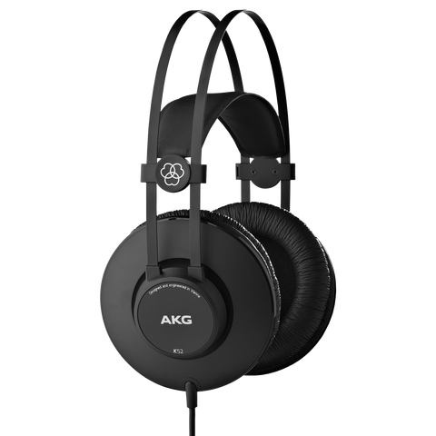 AKG K52 Closed Back Studio Headphone