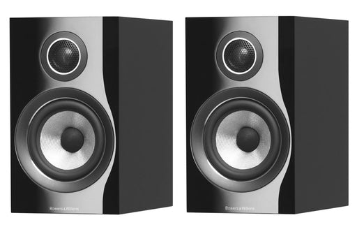 Bowers & Wilkins (B&W) 707 S2 Bookshelf Speaker (Pair) -  Ooberpad