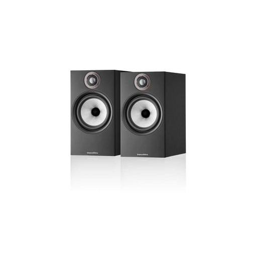 Bowers & Wilkins 606 S2 Anniversary Edition Bookshelf Speaker (Pair) - Ooberpad