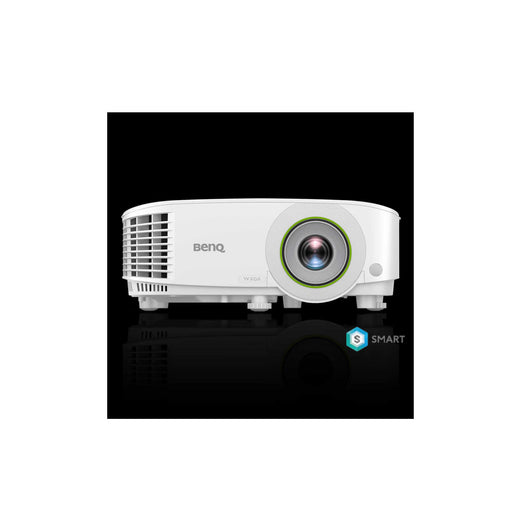 BenQ EW600 Wireless Android-based Smart WXGA Long-Throw Business Projector - Ooberpad