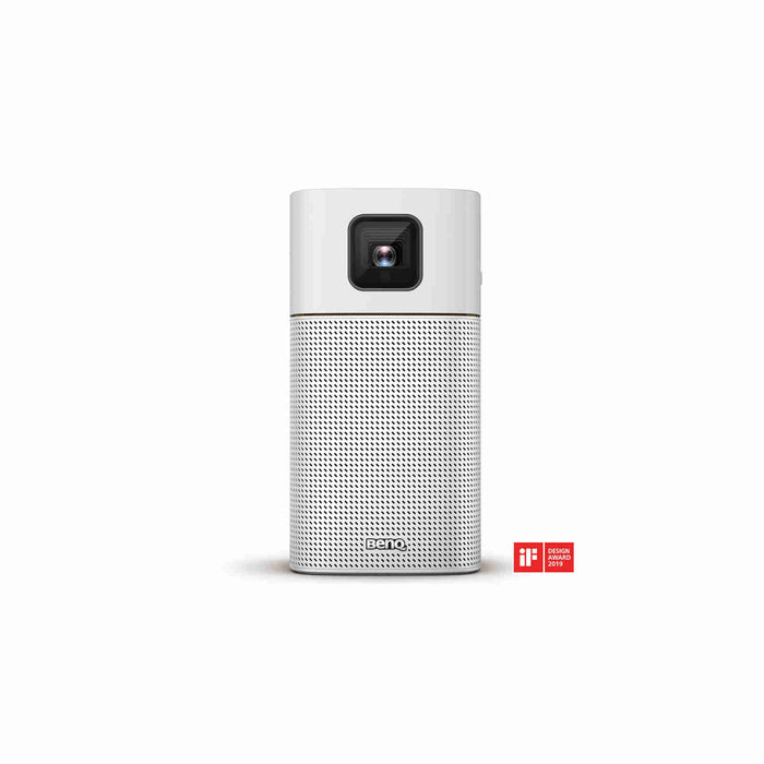 BenQ GV1 Portable Projector with Battery, Wi-Fi and Bluetooth Speaker -  Ooberpad