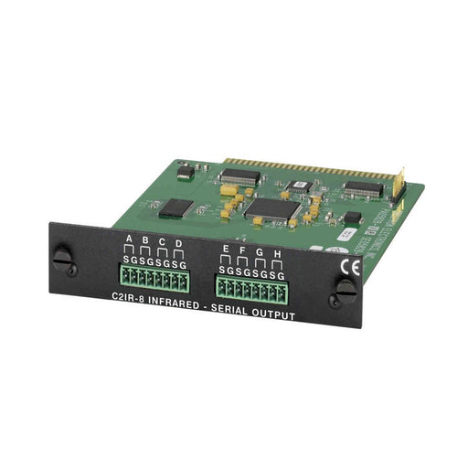 Crestron C2IR-8 - 8 Port Infrared/Serial Output Card -  Ooberpad