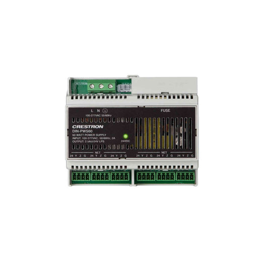 Crestron DIN-PWS60 DIN Rail 60 Watt Cresnet® Power Supply -  Ooberpad