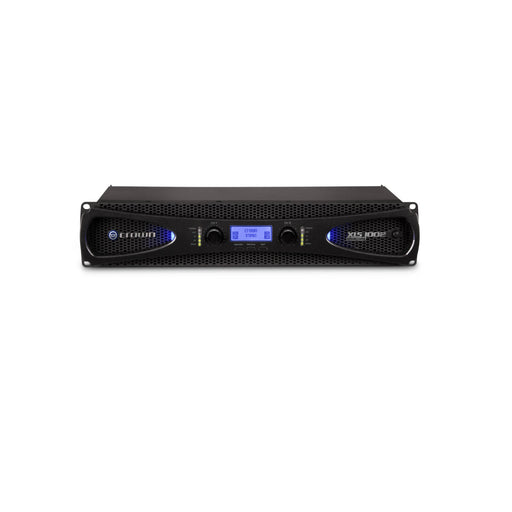Crown XLS 1002 Power Amplifier - Front View - Ooberpad India