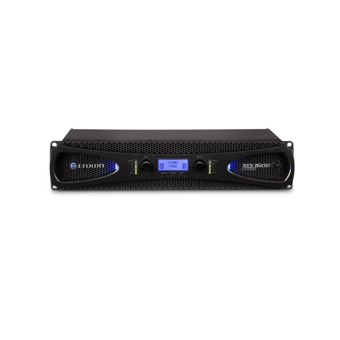 Crown XLS 1502 Power Amplifier - Front View - Ooberpad India