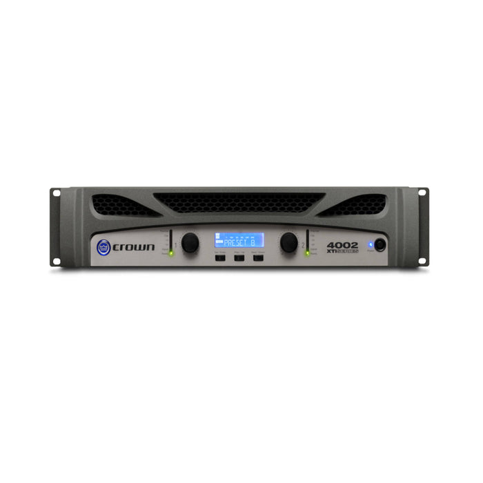 Crown XTI4002 Power Amplifier - Front View- Ooberpad India