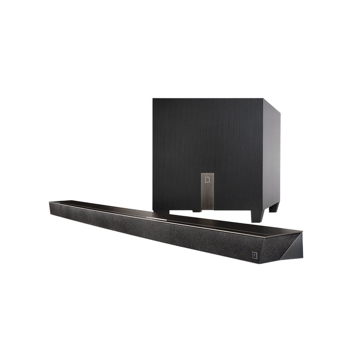 Definitive Technology Studio Slim 3.1 Channel Sound Bar with Chromecast Built-in - Ooberpad India