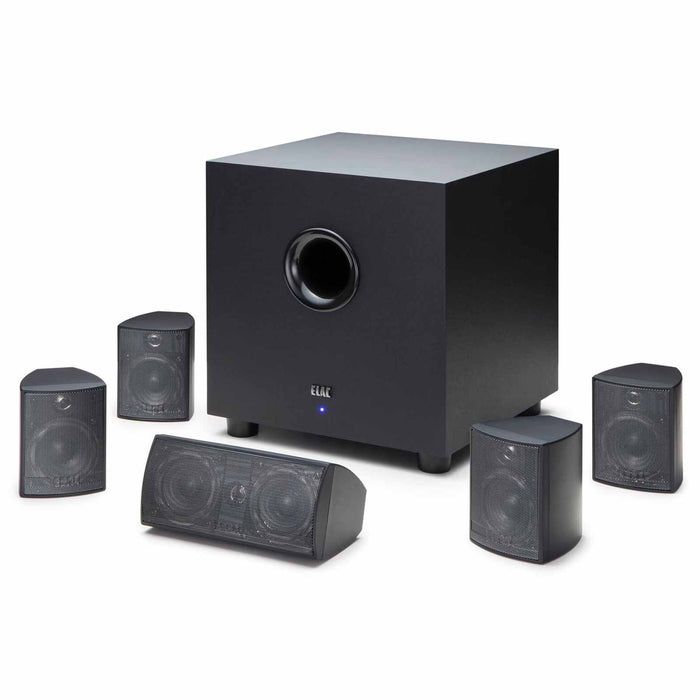 Elac Cinema 5 SET 5.1 Channel Home Theater Speakers