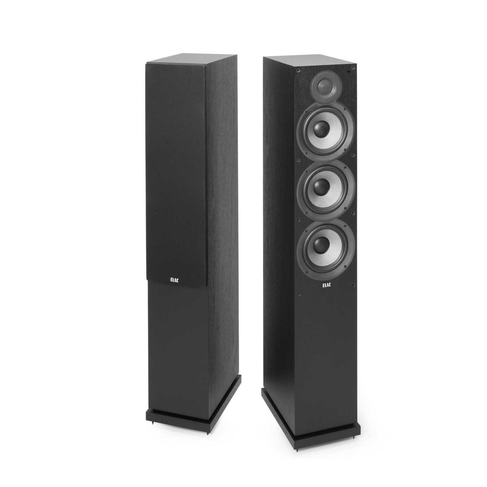 Elac DEBUT 2.0 F6.2 Floorstanding Home Theater Speaker (Pair) -  Ooberpad