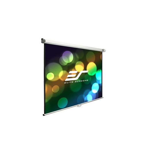 "Elite Manual SRM Projection Screen 100"" 16:10 (M100X) White Case -  Ooberpad"