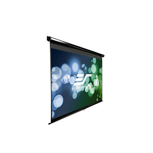 "Elite Manual SRM Projection Screen 120"" 16:10 (M120X) Black Case -  Ooberpad"