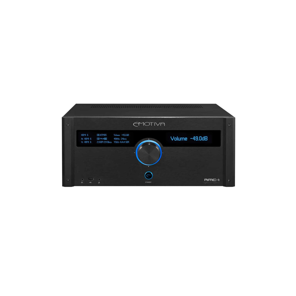 Emotiva RMC-1 16 Channel Atmos & DTSX Home Theater Processor -  Ooberpad