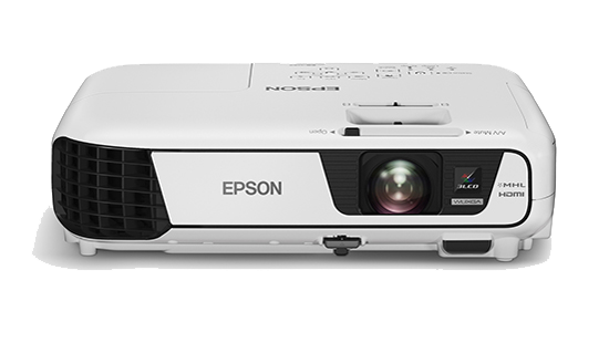 Epson EB-X36 Multimedia Projector - Front View