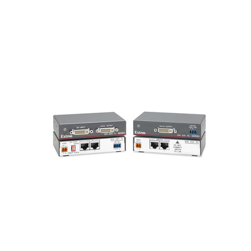 Extron DVI 201 Tx/Rx Twisted Pair Extender -  Ooberpad