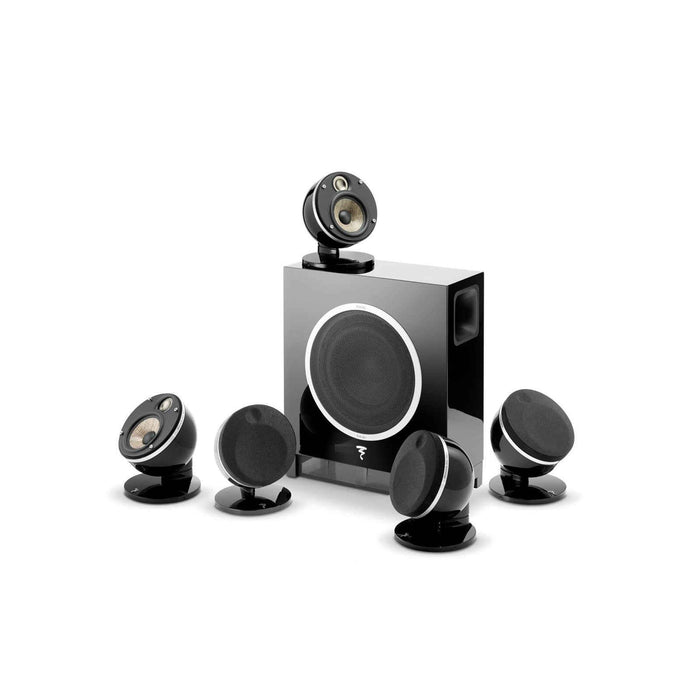 Focal Dome Flax 5.1 channel Home Theater System -  Ooberpad