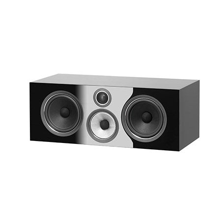 B&W HTM71 S2 Centre Channel Speaker - Front View