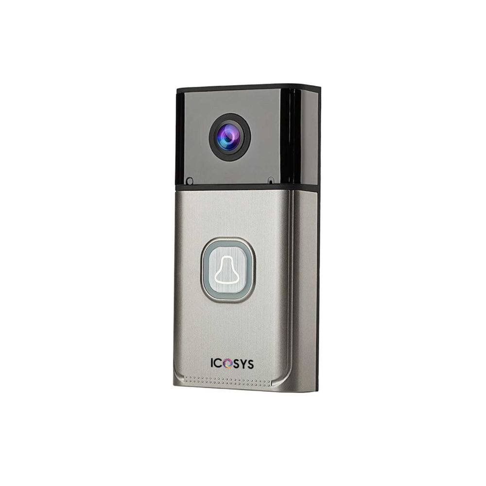 ICOSYS ICORING Smart Security Doorbell -  Ooberpad