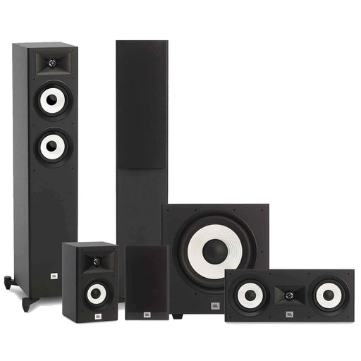JBL Stage 5.1 Home Theater Speaker Package