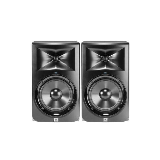 "JBL Professional LSR308 8"" Two-Way Powered Studio Monitor (Pair) - Ooberpad"