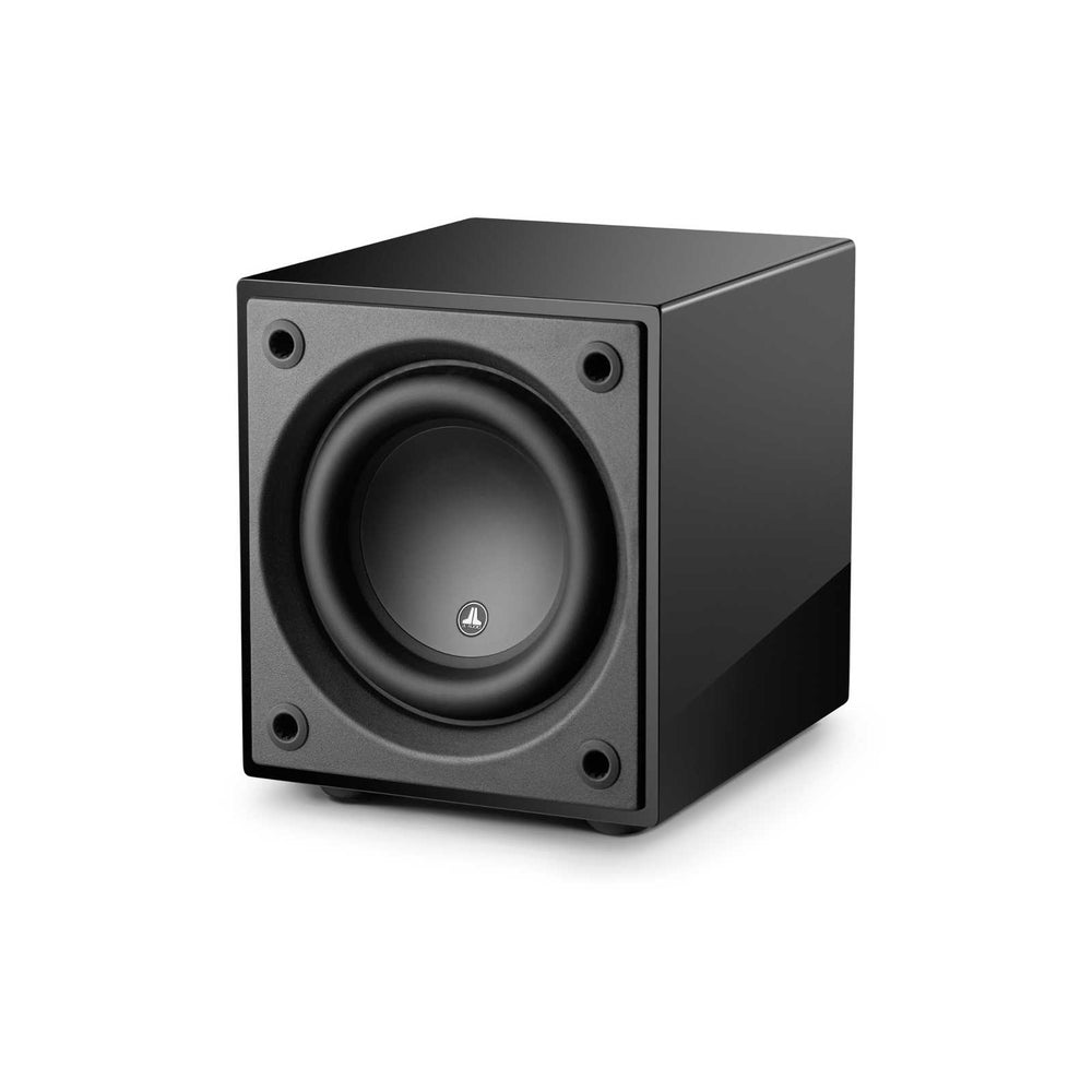 "JL Audio Dominion d108  8"" Powered Subwoofer -  Ooberpad"