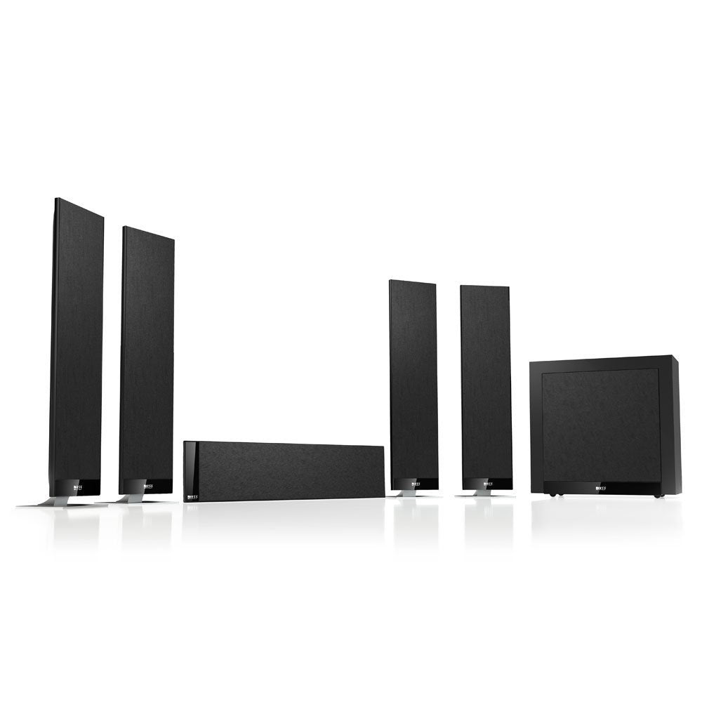 KEF T305 Premium 5.1 Channel Speaker Package -  Ooberpad