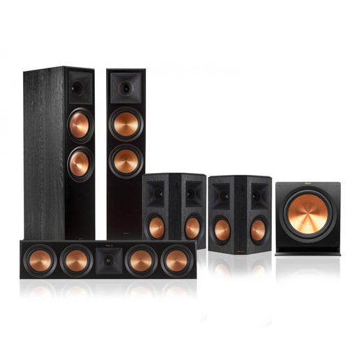 Klipsch Reference Premiere RP-8000 5.1 Ch Home Theater Speaker Package